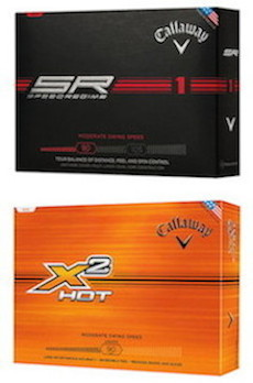 Callaway Speed Regime & HEX Series