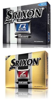 Srixon Q-Star & Z-Star