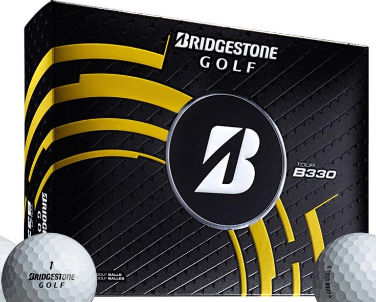 bridgestone logo golf balls tour b330 e5 and e6